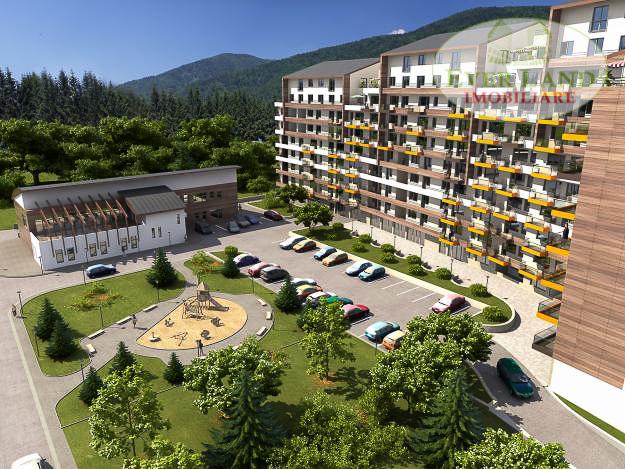 Teren Sinaia apartamente rezidentiale Colina Marei
